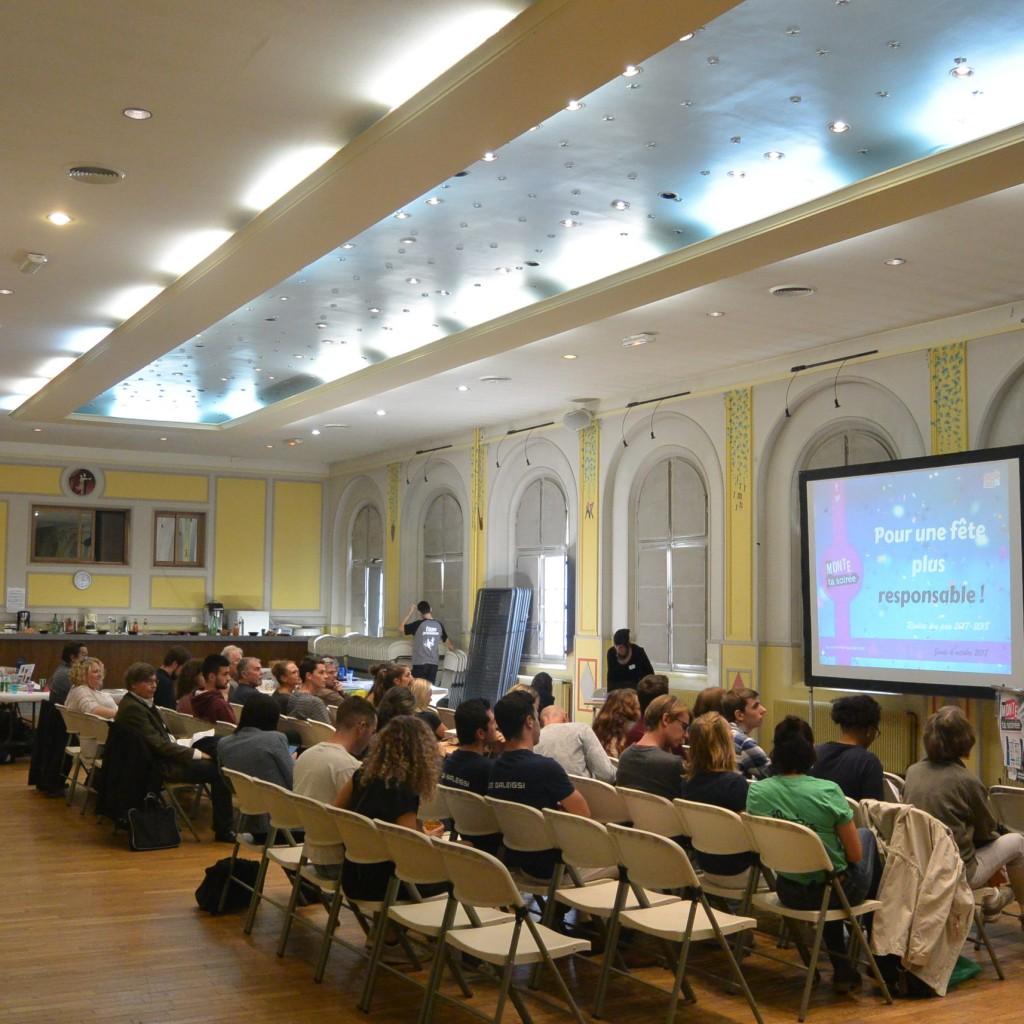Discours d'ouverture de Floence Urvois, ex directrice adjointe, à la mairie de Saint-Ouen